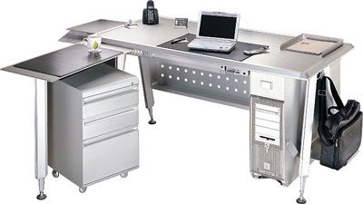 Lian-Li OA F1 All-Aluminum Desk