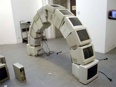 Arco de monitores