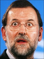 Rajoy a 350 km/h