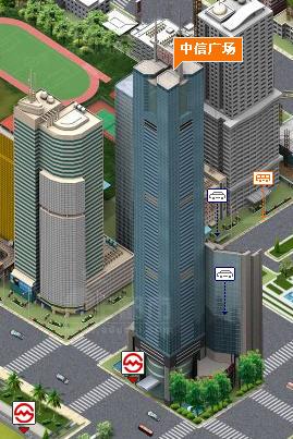 eDushi 3D Map - Guangzhou