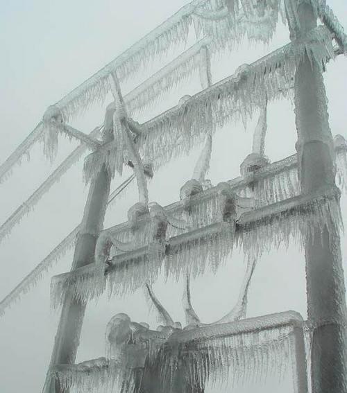 China helada
