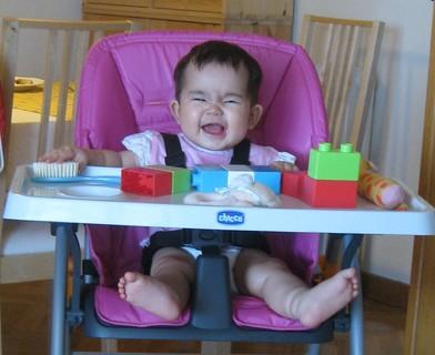 Nikita, 7 meses y 3 semanas