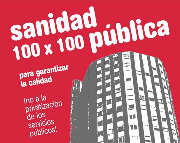La mierda de sanidad pública en Madrid