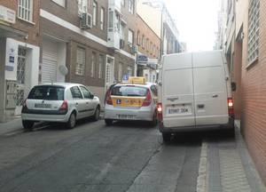 Falta de civismo en Madrid (2 de infinito)