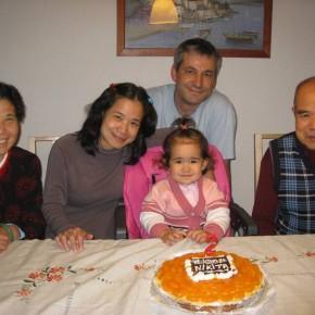 Navidades con los suegros