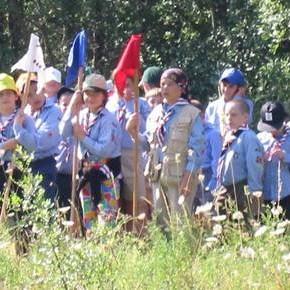 Ser padre y seguir siendo scout