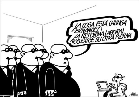 Forges, siempre genial