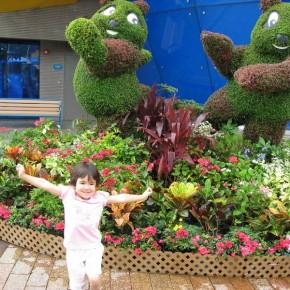 Nikita en Ocean Park